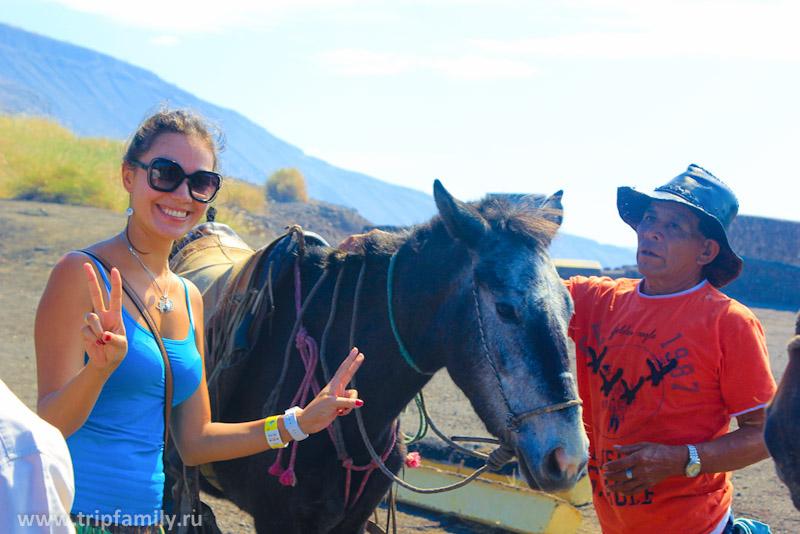 Я и мой верный конь)