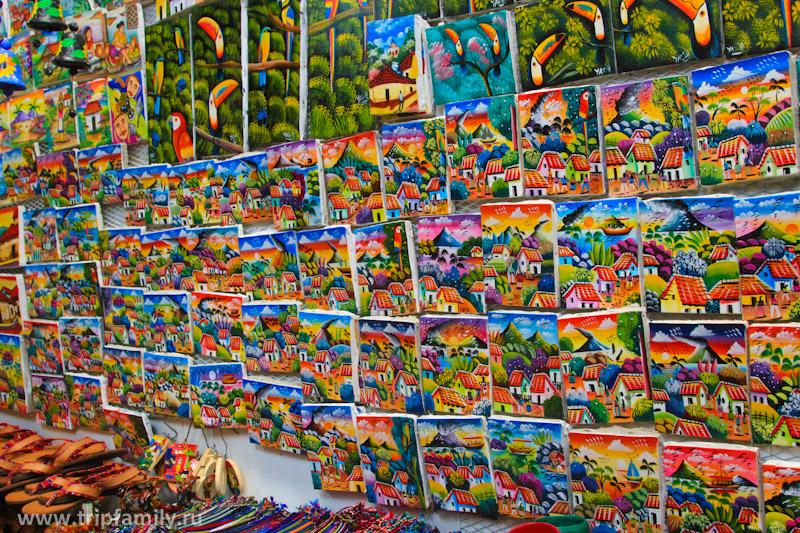 Милый картинки с видами Никарагуа.