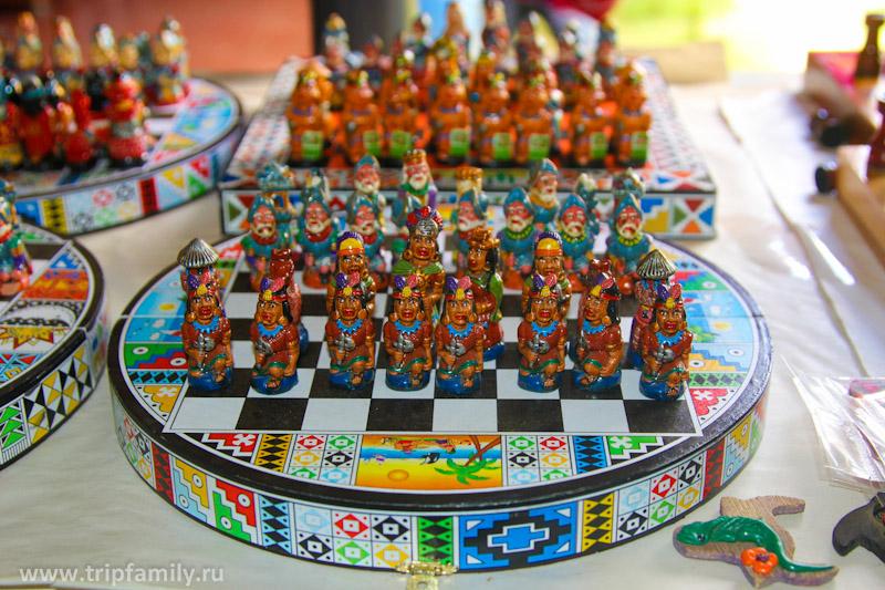 Хотя лично меня просто покорили такие вот шахматы. Жаль у нас никто не играет)
